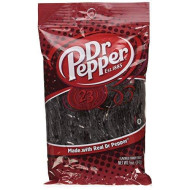 Dr Pepper Flavored Licorice Candy Twists (2 Pack)