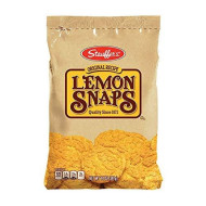 Stauffer Cookie Lemon Snaps Original 14 Oz