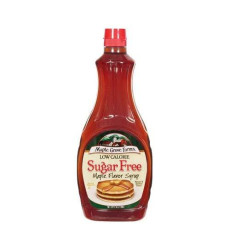Maple Grove Farms Low Calorie - Sugar Free Syrup (2 Pack)