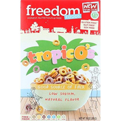 Freedom Foods Cereal Gf Tropic Os