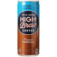High Brew Coffee Mexican Vnlla 8Oz