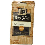 Peet'S Coffee & Tea Cafe Domingo Ground Coffee, 1 Pound