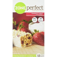 Zone Perfect Classic Strawberry Yogurt Nutrition Bar, 1.76 Ounce -- 36 Per Case.