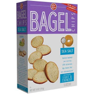 Milton's Gluten-Free Crackers (Everything). Everything Bagel-Inspired Gluten-Free Grain Baked Crackers (Single Pack, 4.5 oz)