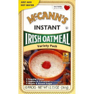 Oatmeal Variety Pack (Pack of 12)