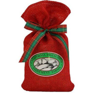 Fiddyment Farms 1 Lb Lightly Salted Pistachios In Red Burlap Bag