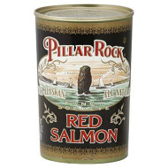 Pillar Rock Salmon Red Salmon