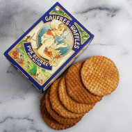 La Dunkerquoise French Waffle Cookies - Pure Butter