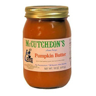 Mccutcheon Pumpkin Butter, 18 Oz