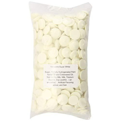 Oasis Supply Merckens, Super White Compound Coatings, 2 Pound