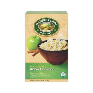 Natures Path Cereal Hot Apl Cin Org 8Ct