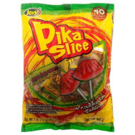 Jovy Pika Slike Watermelon Flavor Lollipop | 1 Lb Bag With 40 Pieces