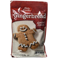Betty Crocker Gingerbread Cookie Mix 17.5 Oz (Pack of 4)