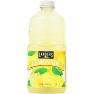 Langers Juice, Lemonade, 64 Ounce (Pack Of 8)
