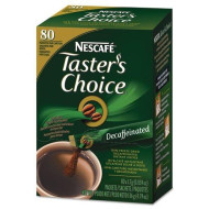 Tasters Choice Decaf On The Go Instant Coffee (Pack Of 160)