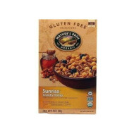 Natures Path Sunrise Crunchy Honey Cold Cereal, 10.6 Ounce - 12 Per Case.