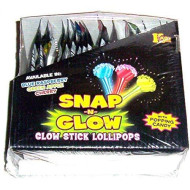 Snap -N- Glow Lollipops
