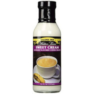 Walden Farms Flavored Coffee Creamer, Sweet, 12 Ounce