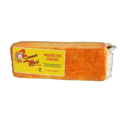 Muenster Cheese Loaf