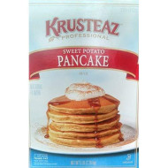 Sweet Potato Pancake Mix Krusteaz 5Lb Box