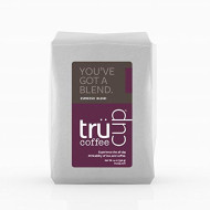 Trucup Low Acd Coffee, French Press Grind, You'Ve Got A Blend Espresso Blend, 2 Pound