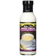 Walden Farms Sugar-Free Sweet Cream Coffee Creamer, 12 Ounce (Pack Of 6)