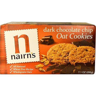 Nairn's Oatmeal & Chocolate Chip, GF (12x5.64 OZ)