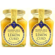 Trader Joes Lemon Curd (Pack Of 2)