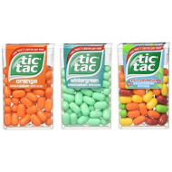 Tic Tac Variety Pack Chewy, 1.02 Ounce