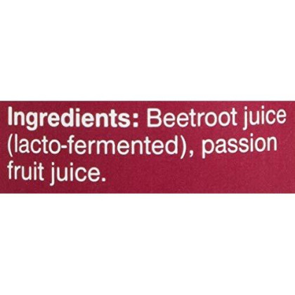 Juice Performer Beet Juice with Passion Fruit Juice 8.4 Fl. Oz. Can