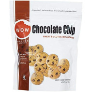 Wow Baking Company Gluten Free Cookies - Chocolate Chip - 8 Oz