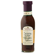 Stonewall Kitchen Sesame Ginger Teriyaki Sauce, 11 Ounces