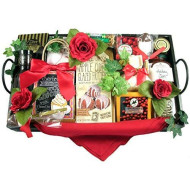 Gift Basket Village Rise And Shine, Deluxe Breakfast Tray, 9 Pound