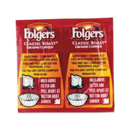 Smuckers Foodservice Smu 06930 Folgers Vacket Premeasured Coffee Packs 42-.9 Oz By Smucker'S Foodservice