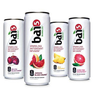 Bai5 Bubbles Sparkling Antioxidant Infusion, 11.5 Oz, Variety Pack (Pack Of 15)