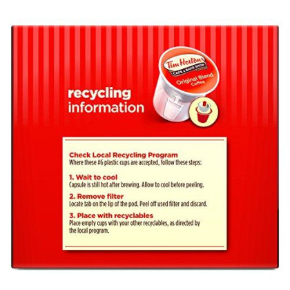 Tim Horton'S Single Serve Coffee Cups, Variety Pack, 36 Count