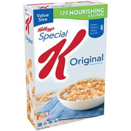 Special K Cereal, Original, 18 Ounce