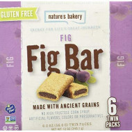 Nature'S Bakery Gluten Free Bar, Fig, 6 Count (Pack Of 6)