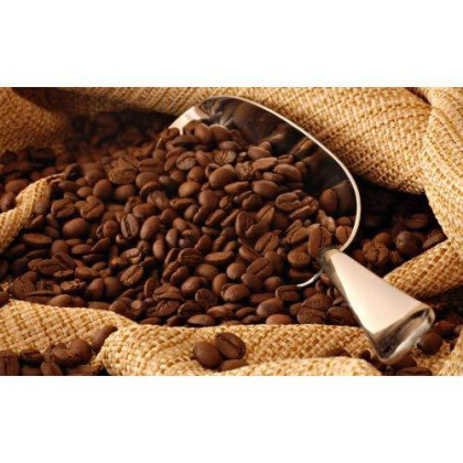 El Salvador Shg Santa Maria Coffee Beans Rfa Certified (Medium Roast (Full City ), 2.5 Pounds Whole Beans)