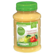 Simple Truth Usda Organic Unsweetened Applesauce 23 Oz. Bottle (Pack Of 2)
