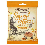 Thorntons Original Special Toffee (160G) - Pack Of 2
