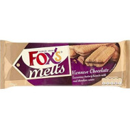 Fox's Chocolate Viennese Melts (120g) - Pack of 6