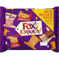 Fox's Favourites (400g) - Pack of 6