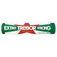 Trebor Extra Strong Mints (46G) - Pack Of 6