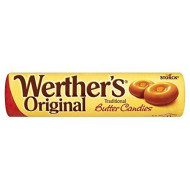 Werther'S Original Butter Candies (50G) - Pack Of 6