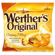 Werther'S Original Creamy Filling (125G) - Pack Of 6