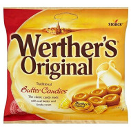 Werther'S Original Butter Candy (135G) - Pack Of 6