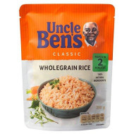 Uncle Ben'S Classic Wholegrain Rice (250G) - Pack Of 2
