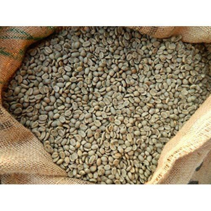 Organic Colombian Sierra Nevada Magdalena Finca Agroberlin, Rfa, Smbc Coffee Beans (Unroasted Green Beans, 5 Pounds Whole Beans)
