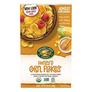 Nature'S Path Organic Honey'D Corn Flakes Cereal, 10.6 Ounce